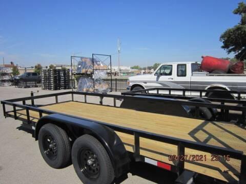 2022 STAG 76 X16 GATED for sale at Bitner Motors in Pittsburg KS
