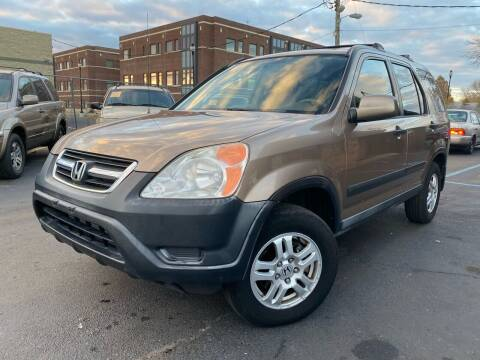 2002 Honda CR-V for sale at Samuel's Auto Sales in Indianapolis IN