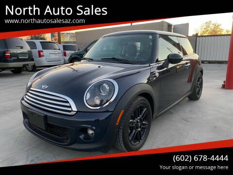 2012 MINI Cooper Hardtop for sale at North Auto Sales in Phoenix AZ