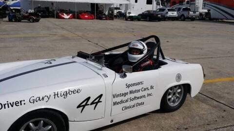 1962 Austin-Healey Sprite MKIII