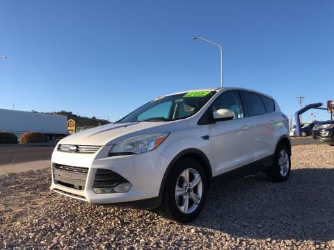 2014 Ford Escape for sale at 1st Quality Motors LLC in Gallup NM