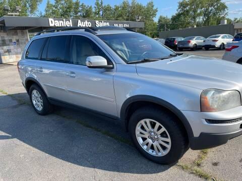 2008 Volvo XC90 for sale at Daniel Auto Sales inc in Clinton Township MI