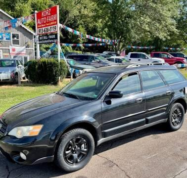 2007 Subaru Outback for sale at Korz Auto Farm in Kansas City KS