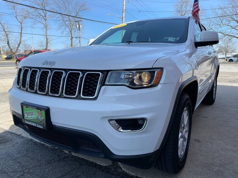 2018 Jeep Grand Cherokee for sale at AUTORAMA SALES INC. - Farmingdale in Farmingdale NY