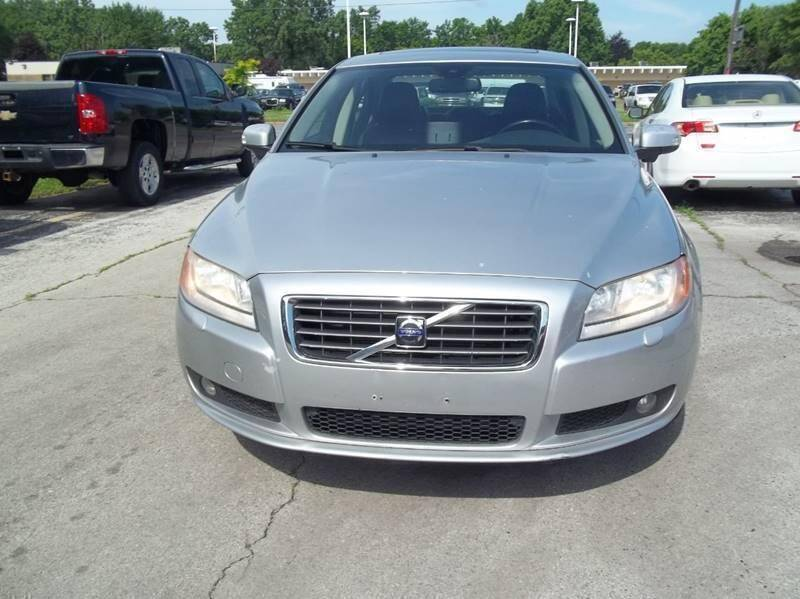 2008 Volvo S80 for sale at Royal Motors - 33 S. Byrne Rd Lot in Toledo OH