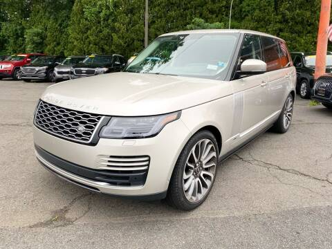 2020 Land Rover Range Rover for sale at Bloomingdale Auto Group in Bloomingdale NJ