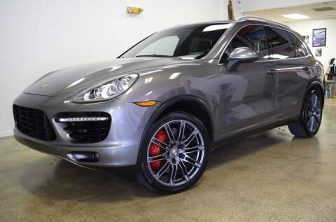 2011 Porsche Cayenne for sale at Thoroughbred Motors in Wellington FL
