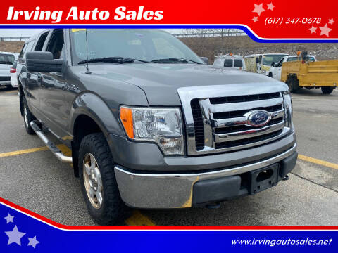 2009 Ford F-150 for sale at Irving Auto Sales in Whitman MA