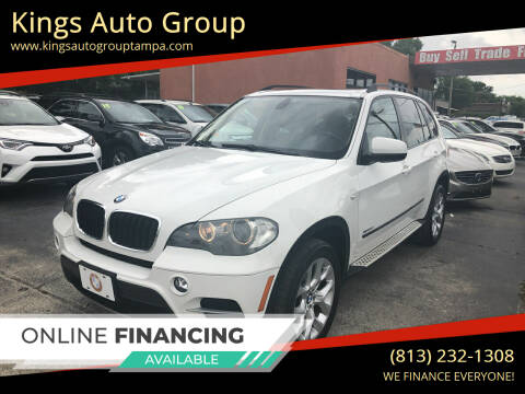 2011 BMW X5 for sale at Kings Auto Group in Tampa FL