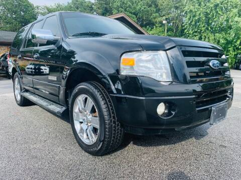 2007 Ford Expedition for sale at Classic Luxury Motors in Buford GA