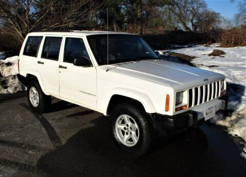 2001 Jeep Cherokee for sale at Exem United in Plainfield NJ