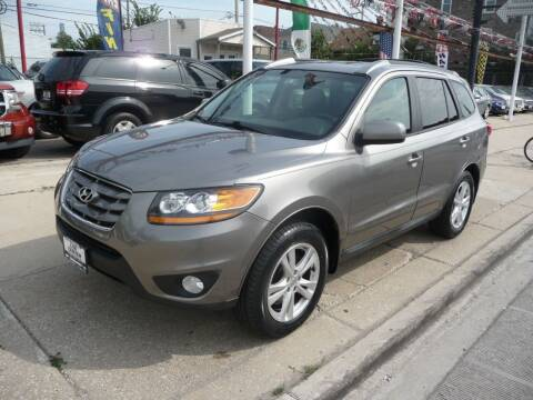2011 Hyundai Santa Fe for sale at Car Center in Chicago IL