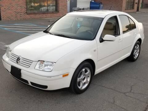 2004 Volkswagen Jetta for sale at California Auto Deals in Sacramento CA