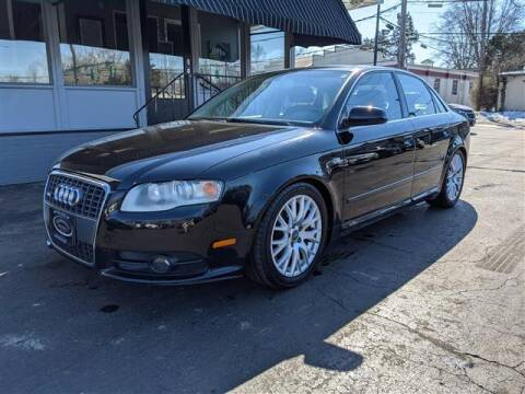 2008 Audi A4 for sale at GAHANNA AUTO SALES in Gahanna OH