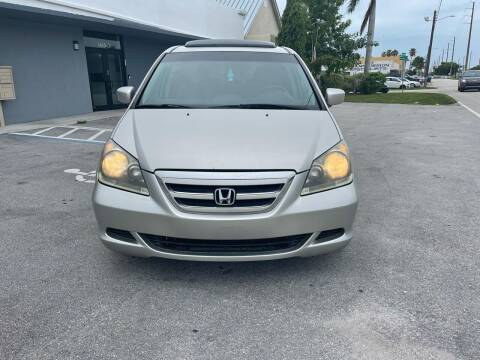2007 Honda Odyssey for sale at UNITED AUTO BROKERS in Hollywood FL