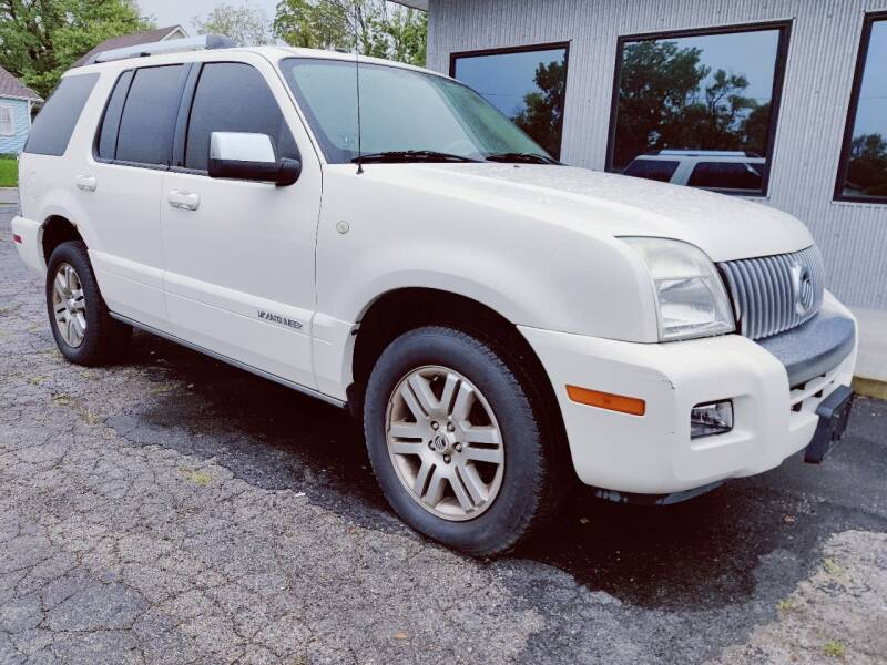 2007 Mercury Mountaineer for sale at The Car Cove, LLC in Muncie IN