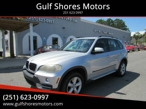2008 BMW X5 for sale at Gulf Shores Motors in Gulf Shores AL