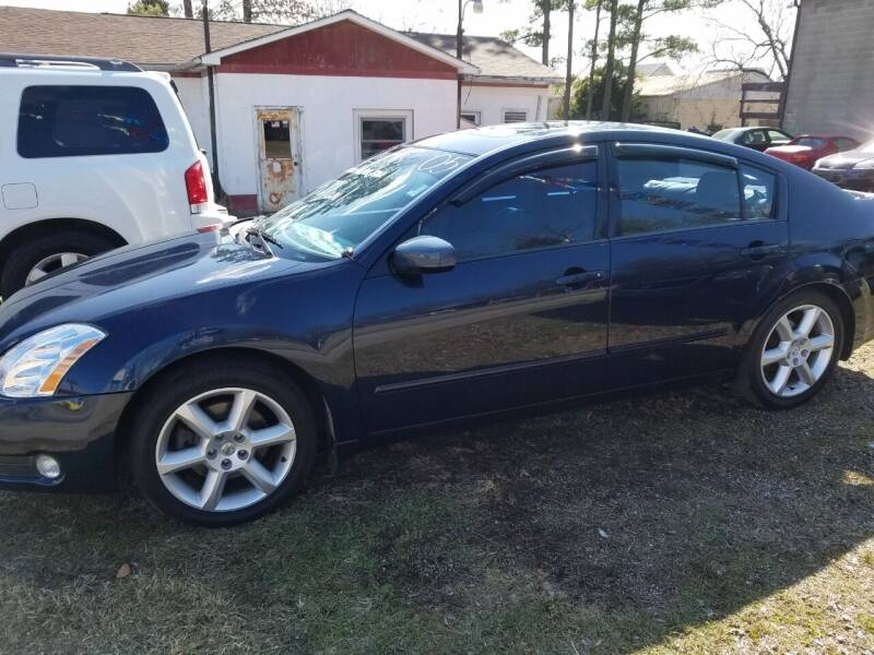 2005 Nissan Maxima for sale at Action Auto Sales in Parkersburg WV