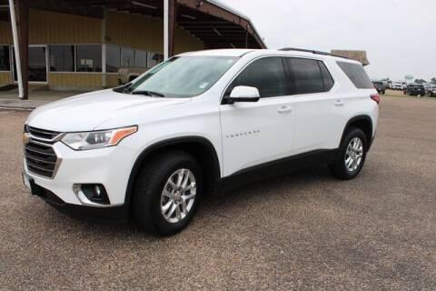 2019 Chevrolet Traverse for sale at Douglass Automotive Group - Douglas Chevrolet Buick GMC in Clifton TX