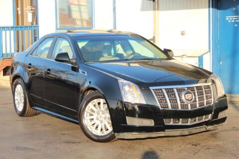 2012 Cadillac CTS for sale at Dynamics Auto Sale in Highland IN