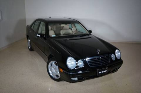 2002 Mercedes-Benz E-Class for sale at TopGear Motorcars in Grand Prarie TX