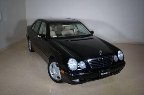 2002 Mercedes-Benz E-Class for sale at TopGear Motorcars in Grand Prairie TX