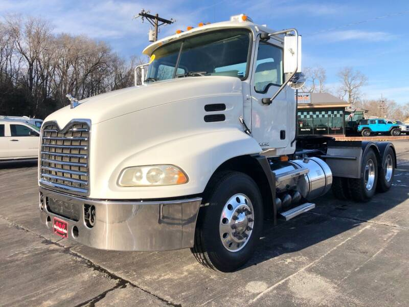 2008 Mack Pinnacle for sale at A & S Auto and Truck Sales in Platte City MO