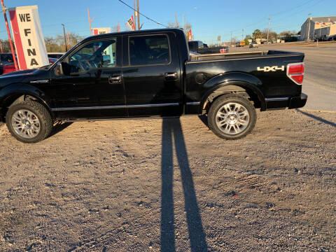 2009 Ford F-150 for sale at BULLSEYE MOTORS INC in New Braunfels TX