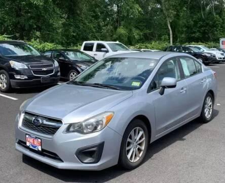 2012 Subaru Impreza for sale at Broadway Garage of Columbia County Inc. in Hudson NY
