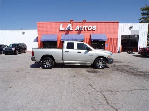 2010 Dodge Ram Pickup 1500 for sale at L A AUTOS in Omaha NE
