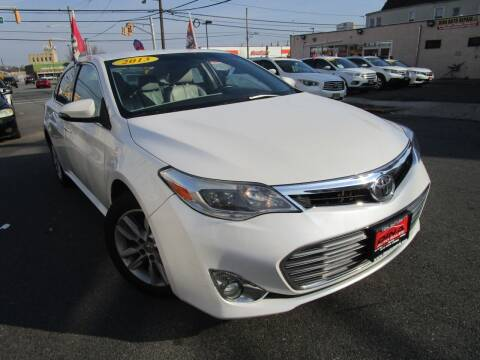 2013 Toyota Avalon for sale at Dina Auto Sales in Paterson NJ