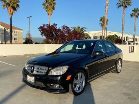 2010 Mercedes-Benz C-Class for sale at OPTED MOTORS in Santa Clara CA