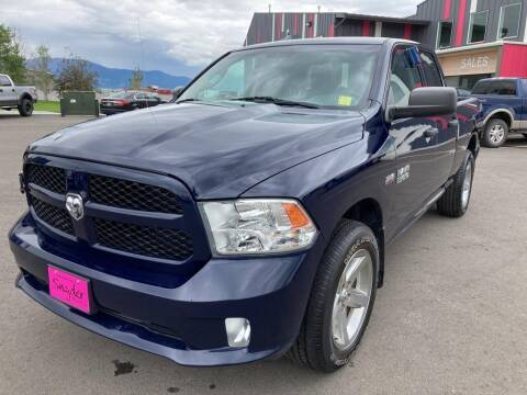 2017 RAM Ram Pickup 1500 for sale at Snyder Motors Inc in Bozeman MT
