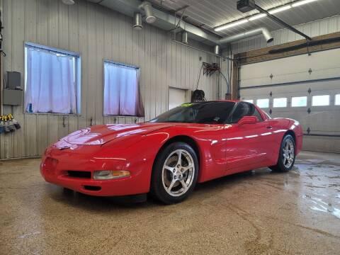 2004 Chevrolet Corvette for sale at Sand's Auto Sales in Cambridge MN