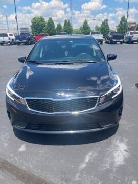 2018 Kia Forte for sale at COYLE GM - COYLE NISSAN - New Inventory in Clarksville IN
