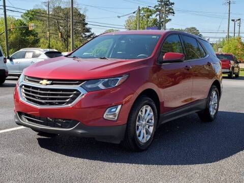 2018 Chevrolet Equinox for sale at Gentry & Ware Motor Co. in Opelika AL
