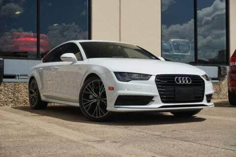 2018 Audi A7 for sale at Dallas Auto Finance in Dallas TX