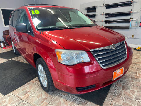 2010 Chrysler Town and Country for sale at TOP SHELF AUTOMOTIVE in Newark NJ