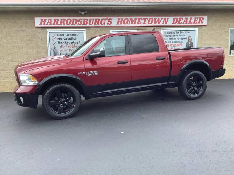 2015 RAM Ram Pickup 1500 for sale at Auto Martt, LLC in Harrodsburg KY