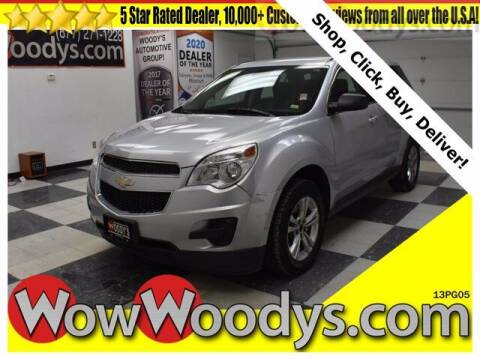 2013 Chevrolet Equinox for sale at WOODY'S AUTOMOTIVE GROUP in Chillicothe MO