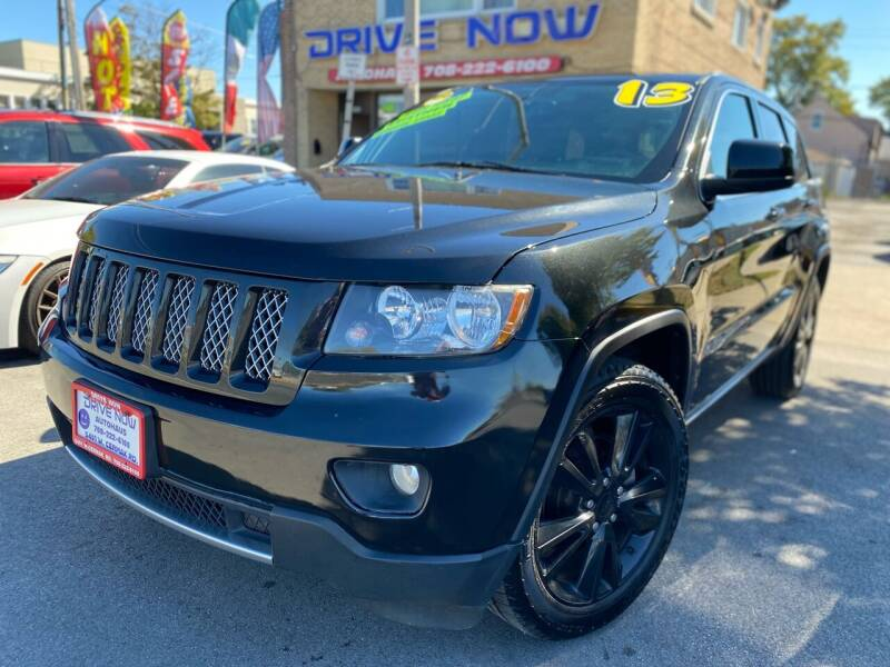 2013 Jeep Grand Cherokee for sale at Drive Now Autohaus in Cicero IL