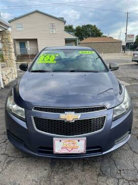 2013 Chevrolet Cruze for sale at DestanY AUTOMOTIVE in Hamilton OH