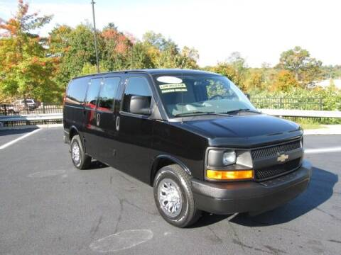 2014 Chevrolet Express Cargo for sale at Tri Town Truck Sales LLC in Watertown CT