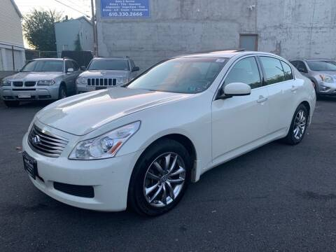 2007 Infiniti G35 for sale at Amicars in Easton PA