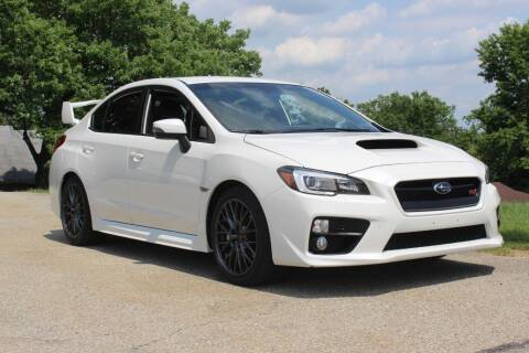 2017 Subaru WRX for sale at Harrison Auto Sales in Irwin PA