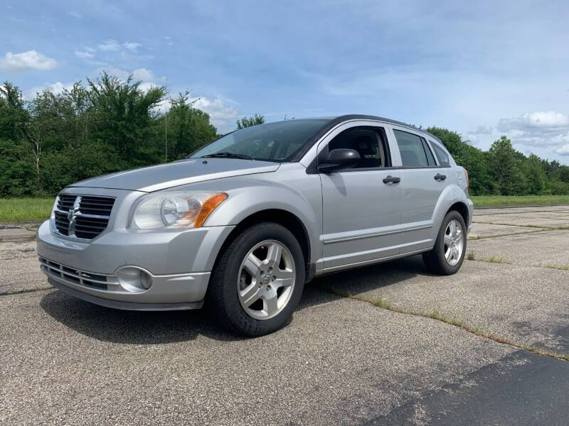 2007 Dodge Caliber for sale at Crawley Motor Co in Parsons TN