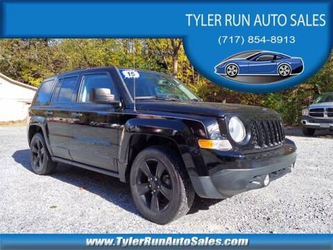 2015 Jeep Patriot for sale at Tyler Run Auto Sales in York PA