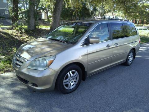 2005 Honda Odyssey for sale at Low Price Auto Sales LLC in Palm Harbor FL