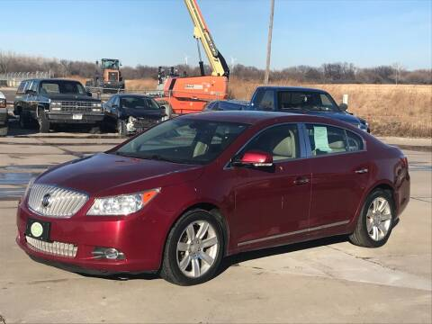 2010 Buick LaCrosse for sale at Casey's Auto Detailing & Sales in Lincoln NE