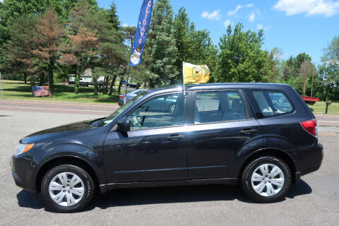 2009 Subaru Forester for sale at GEG Automotive in Gilbertsville PA